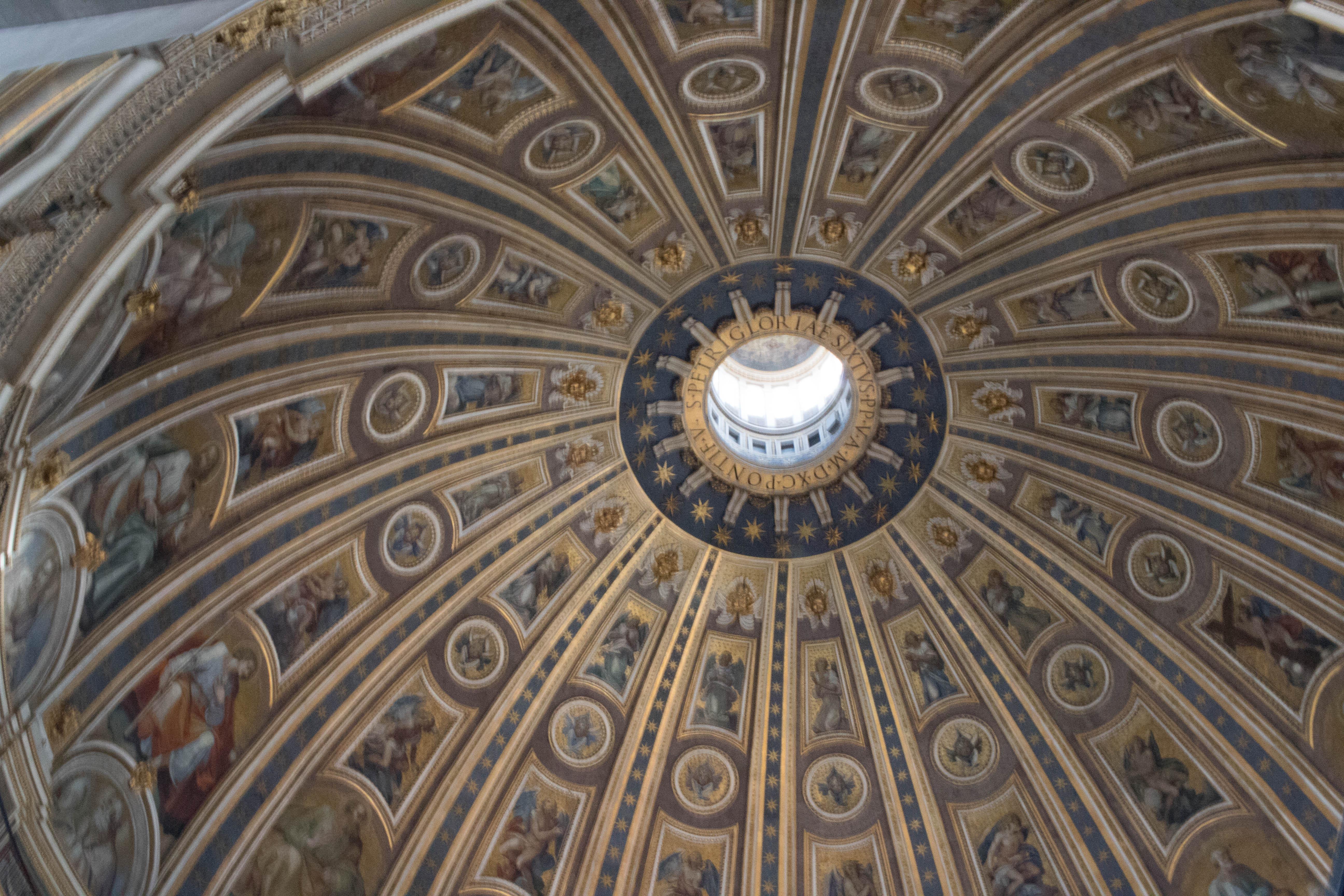 Cúpula da Basílica