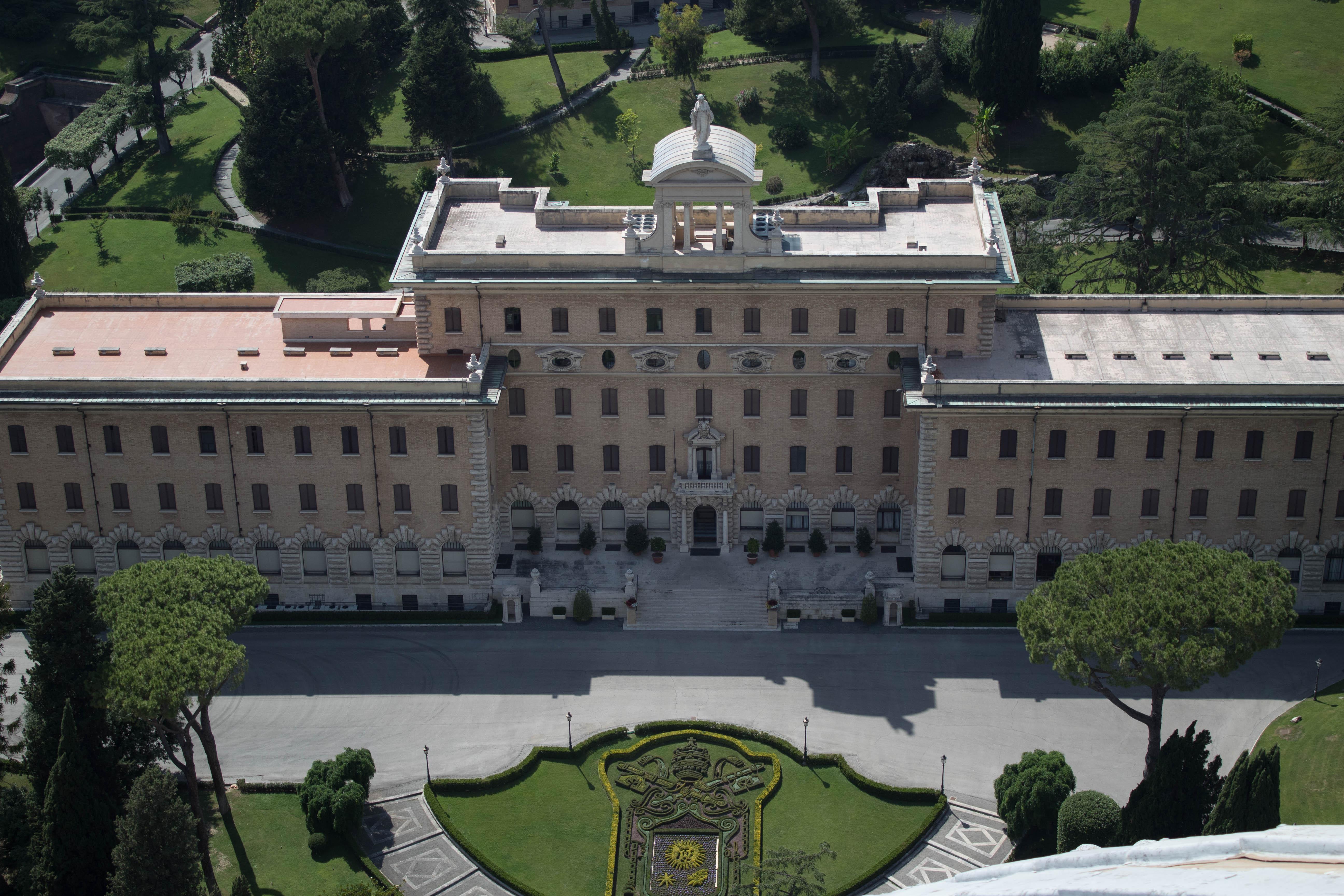 Vaticano. Cúpula da Basílica. Vista