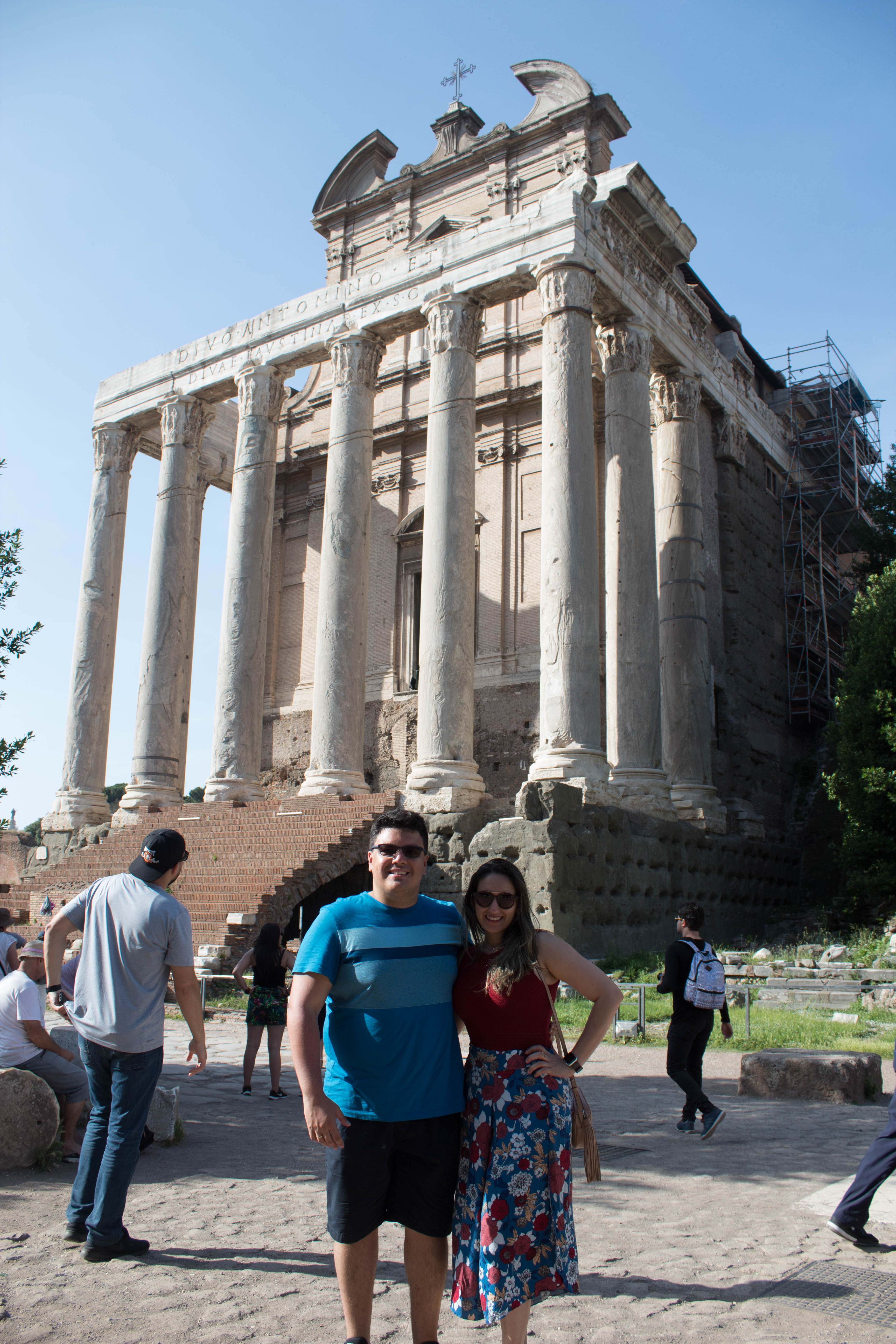O que fazer em Roma? Fórum e Palatino