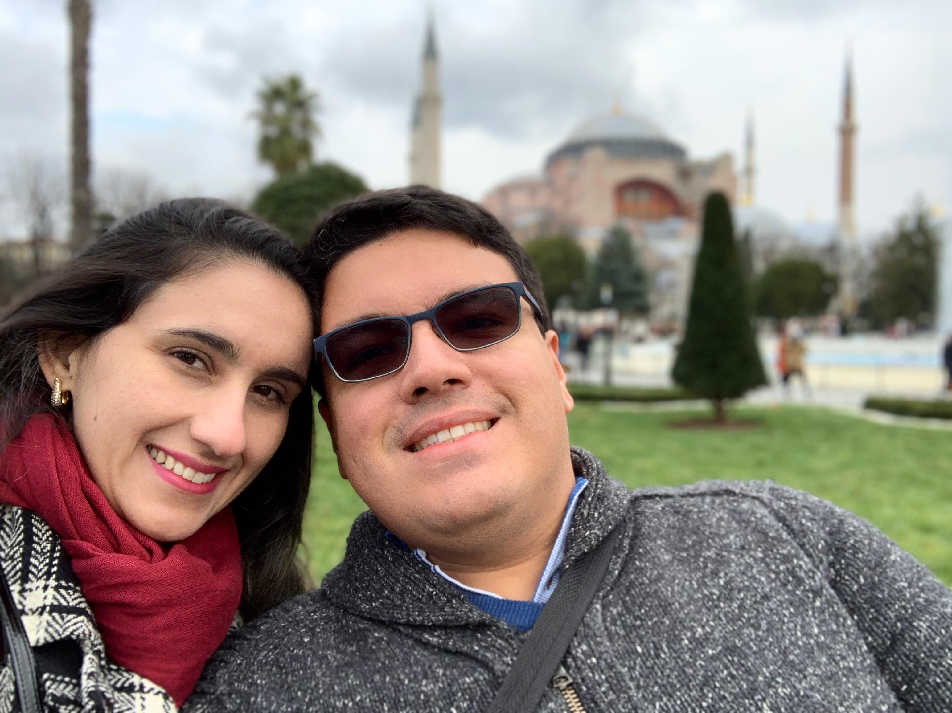 Aya Sofia - Istambul